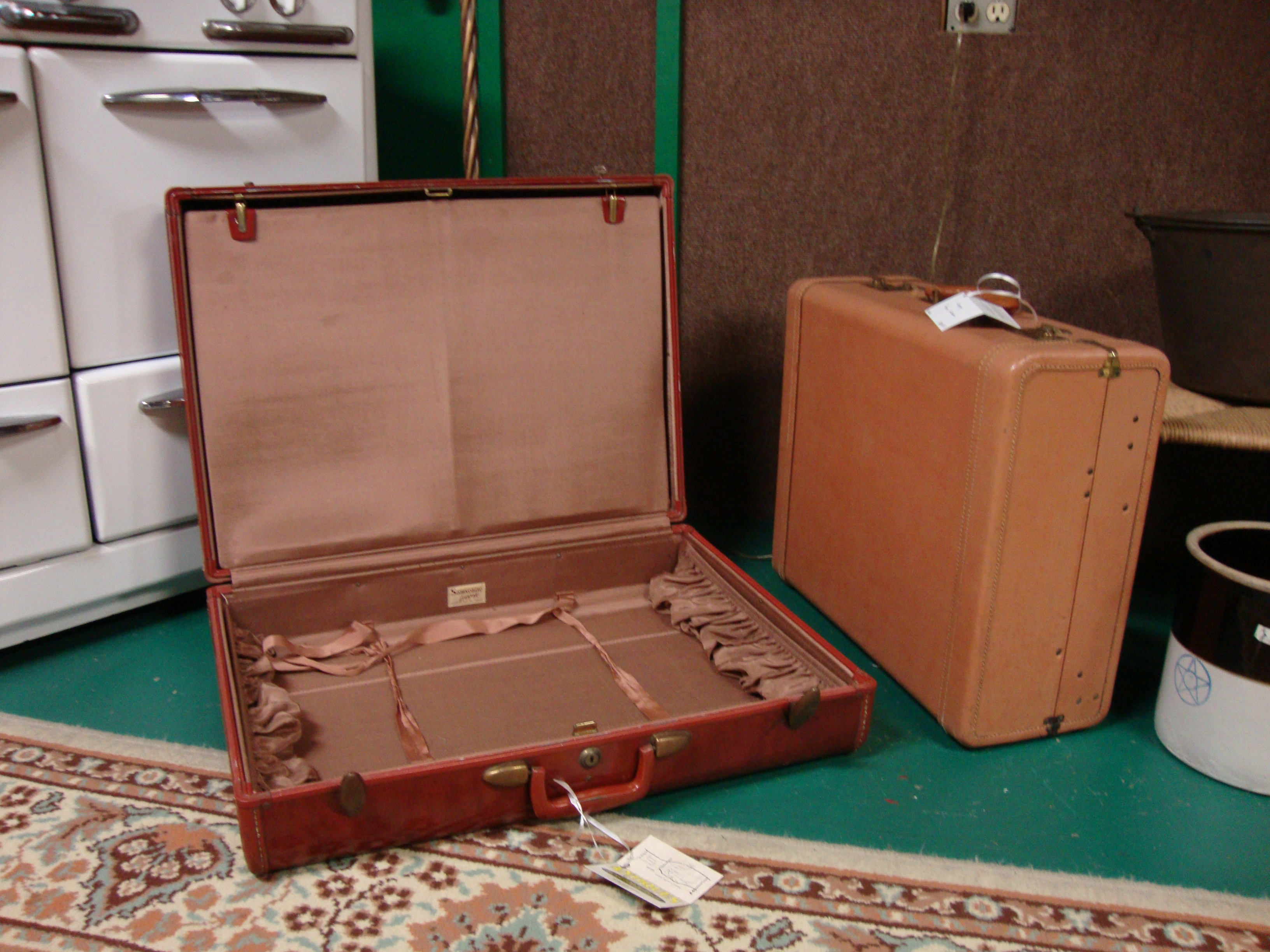Vintage Luggage | Antiques by Futura
